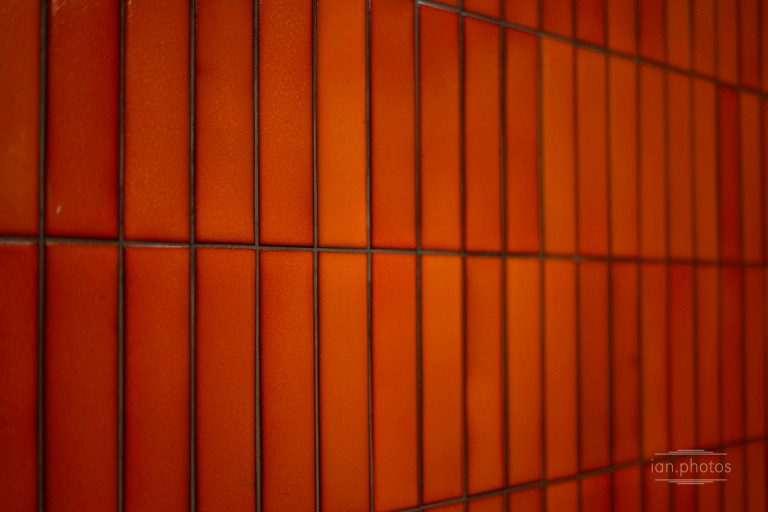 St Clair Subway Wall Tiles | ian.photos