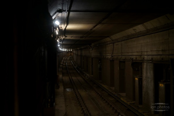 Subway Tunnel TTC | ian.photos