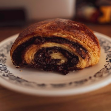 Chocolate Danish from Absolute Bakery | ian.photos