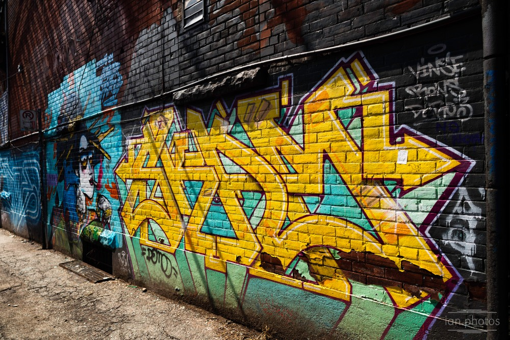 Graffiti Alley | ian.photos